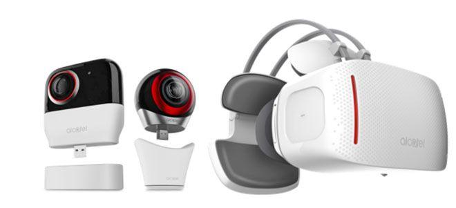 Alcatel Mobile amplía su gama de productos de realidad virtual - ITespresso.es #FacebookPins