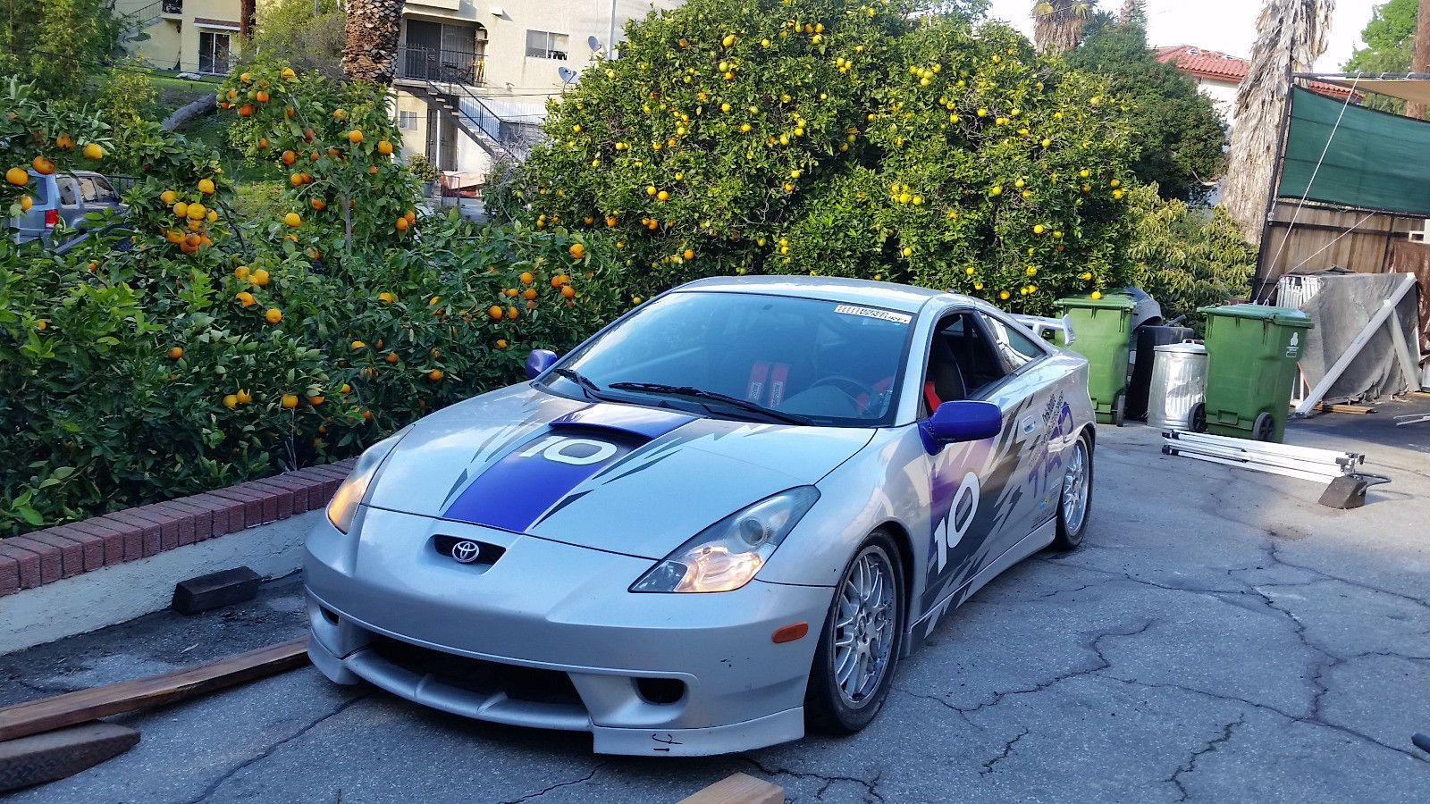 Toyota Celica – Original condition | Race cars for sale | Pinterest ...