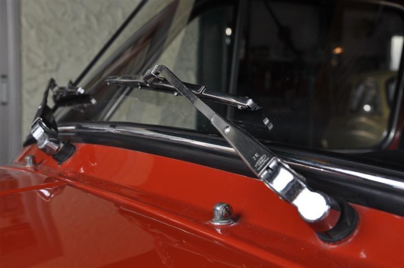 1970y Fiat 500l Orange フィアット500c フィアット フィアット500