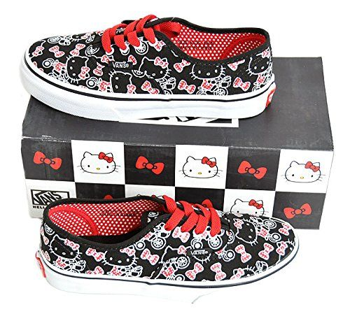 VANS Authentic HELLO KITTY Edition SNEAKERS Schuhe KIDS