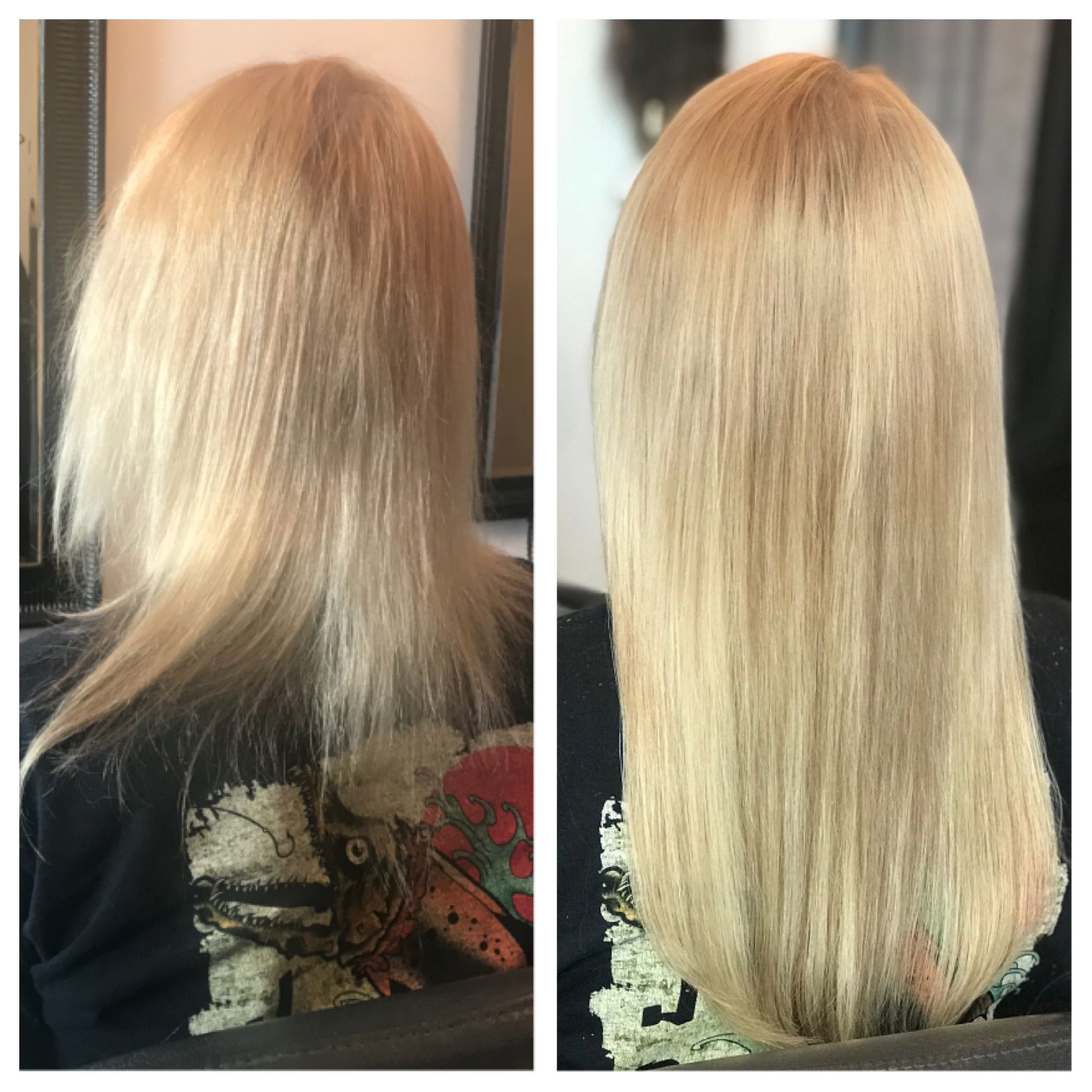 Is Your Hair Broken Damaged From Bleaching Do You Need Your Hair