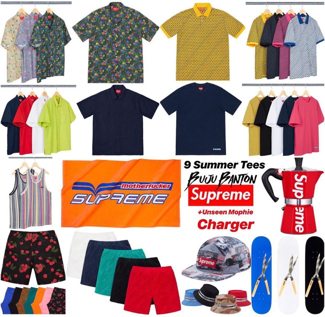 Supreme FW20 Week 11 Droplist + Retails Eurostars eureka