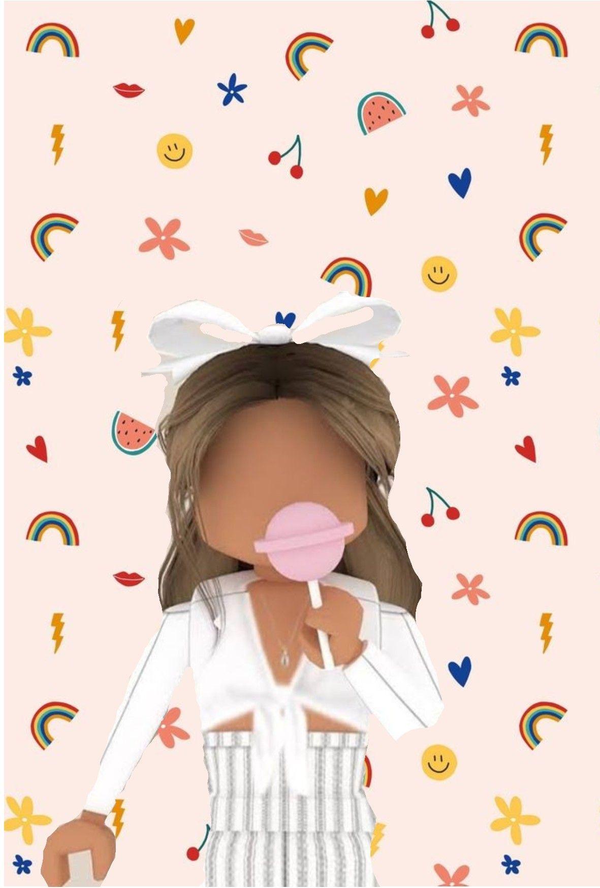 Roblox Animado Avatares De Roblox Chicas Cool Chica Roblox In 2020 Cute Tumblr Wallpaper Roblox Animation Roblox