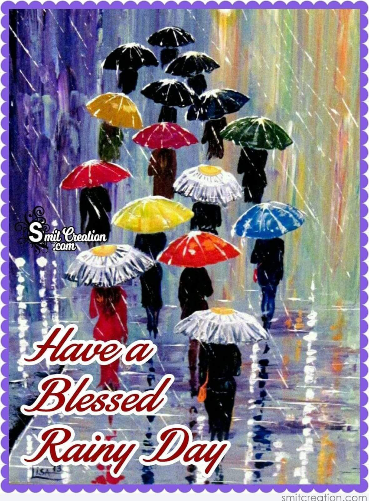 Pin By Carrie Meers On Umbrellas Rainy Good Morning Raining Day Quotes Good Morning Inspiration