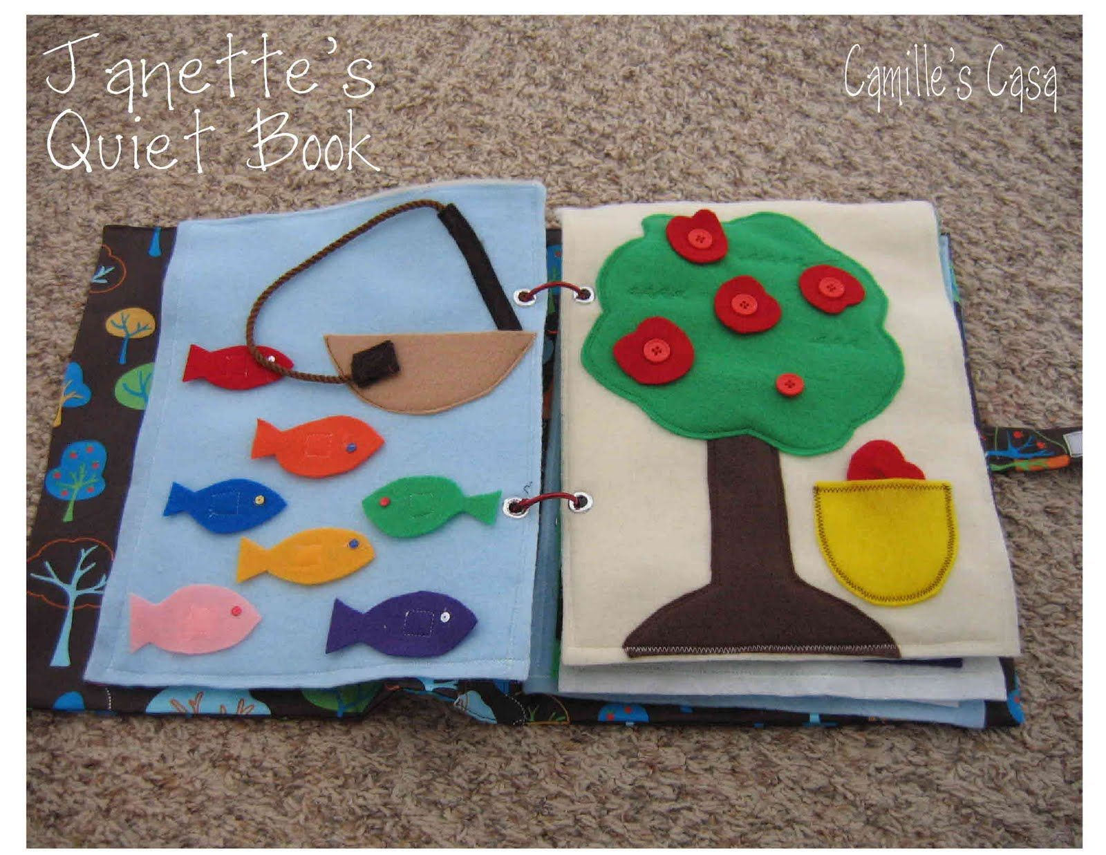 More quiet books wifey mom things pinterest for The idea door quiet book