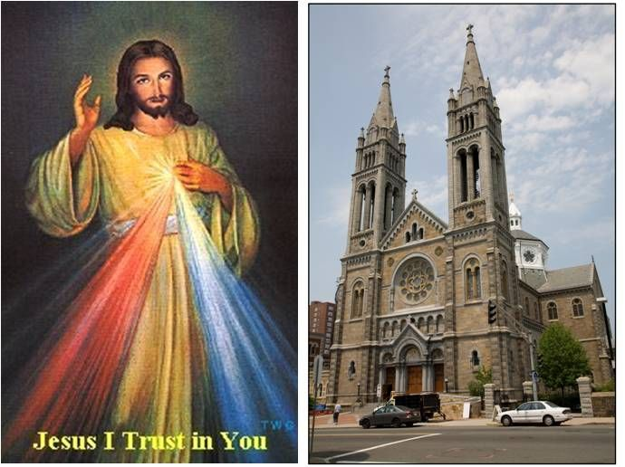 [April 7 at 3PM] Divine Mercy Holy Hourat The Basilica of Our Lady of Perpetual Help, 1545 Tremont Street, Roxbury. There will be exposition of the Blessed Sacrament, Chaplet of Divine Mercy, Praises of Divine Mercy and the Sacrament of Reconciliation.