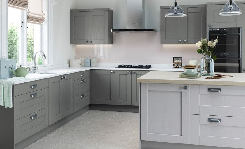 Grey Kitchens 10 Stunning Ideas That Suit Your Kitchen Grey Kitchen Floor Classic Kitchen Design Modern Kitchen Interiors