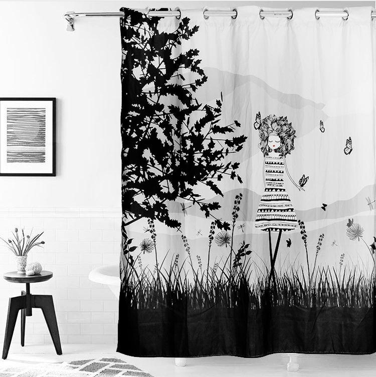 Comprar cortinas de ba o online a buen precio cortinas de for Cortinas bano originales