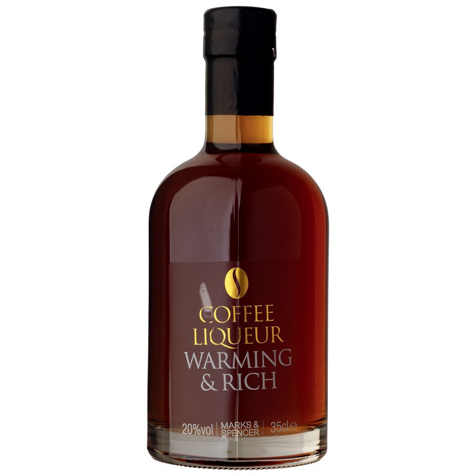 Coffee Liqueur From Marks And Spencer Liqueur Coffee Flavor