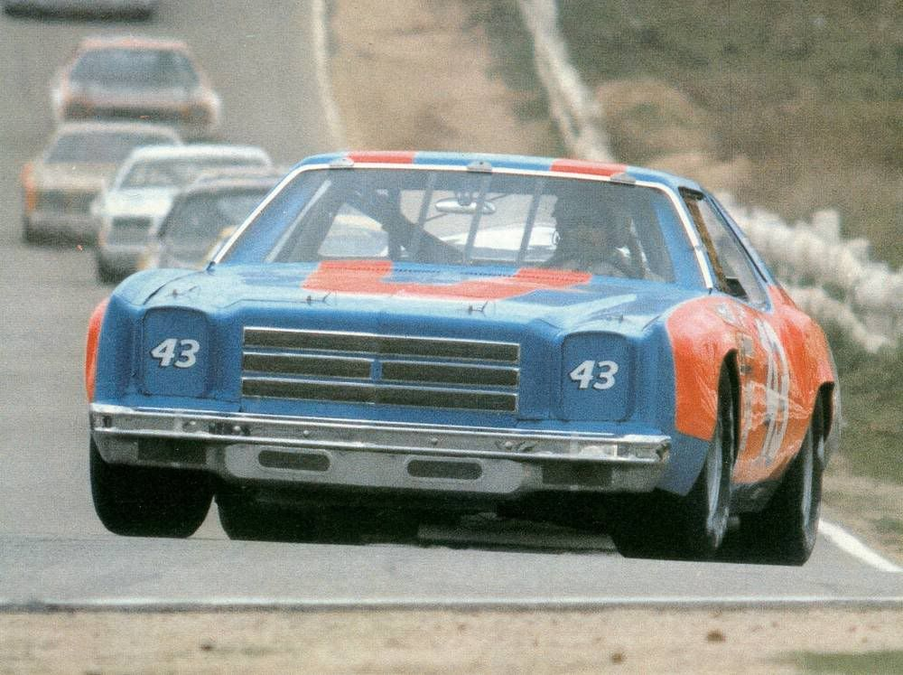 Richard Petty 77 Monte Carlo 1979 Western 500 | Cars and ...