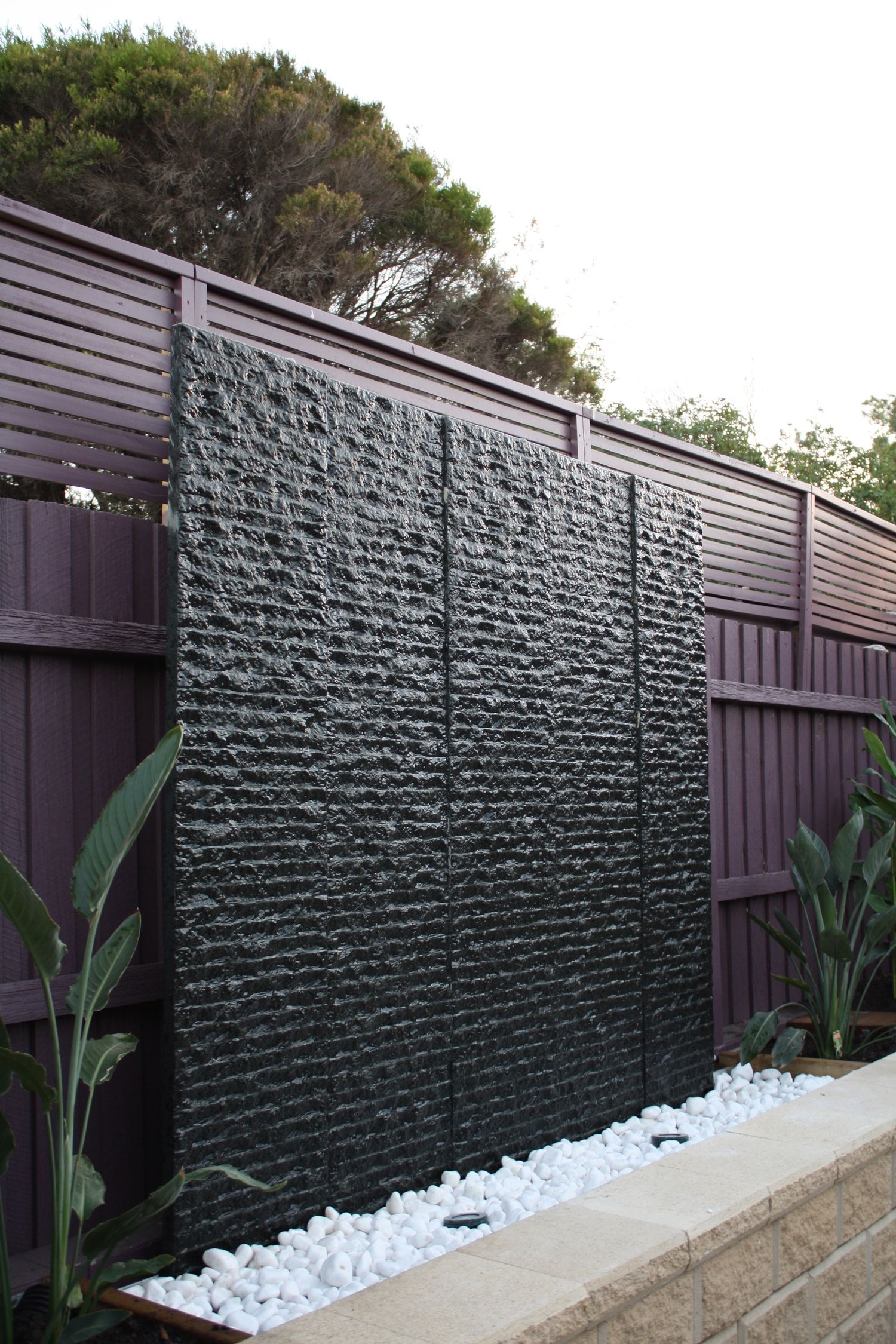 2m garden water wall outdoor water features wall water