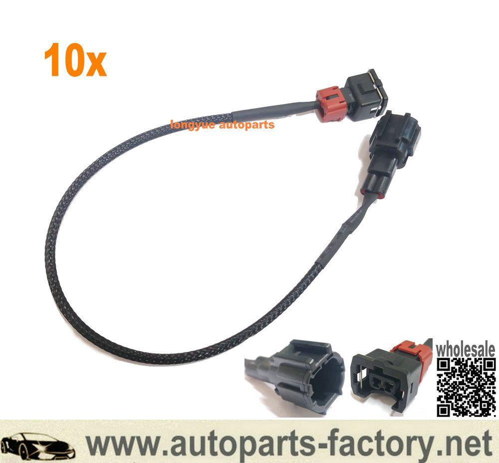 Pin On Longyue 10pcs Engine Knock Sensor Wiring Harness 2 4l For Nissan 240x Stanza Altima 12