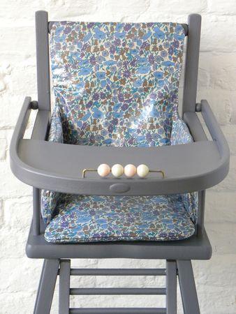 Coussin De Chaise Haute Demeure Des Anges Coussin Chaise Haute Chaise Haute Decoration Bebe