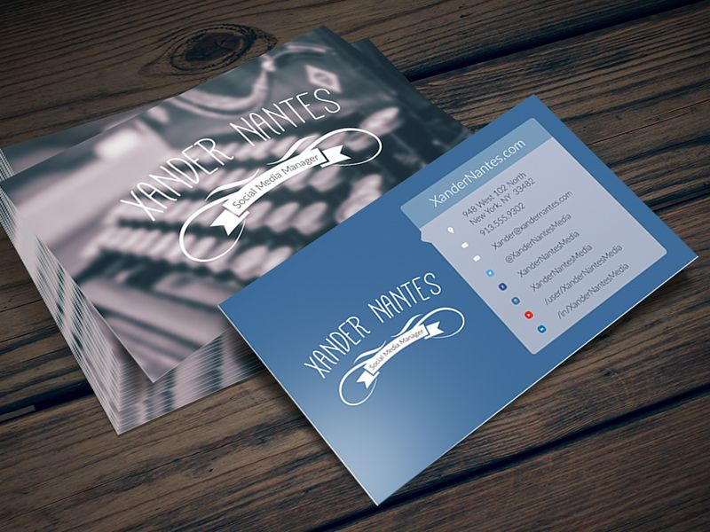 Social media designer business card photoshop psd template social media designer business card photoshop psd template cheaphphosting Image collections
