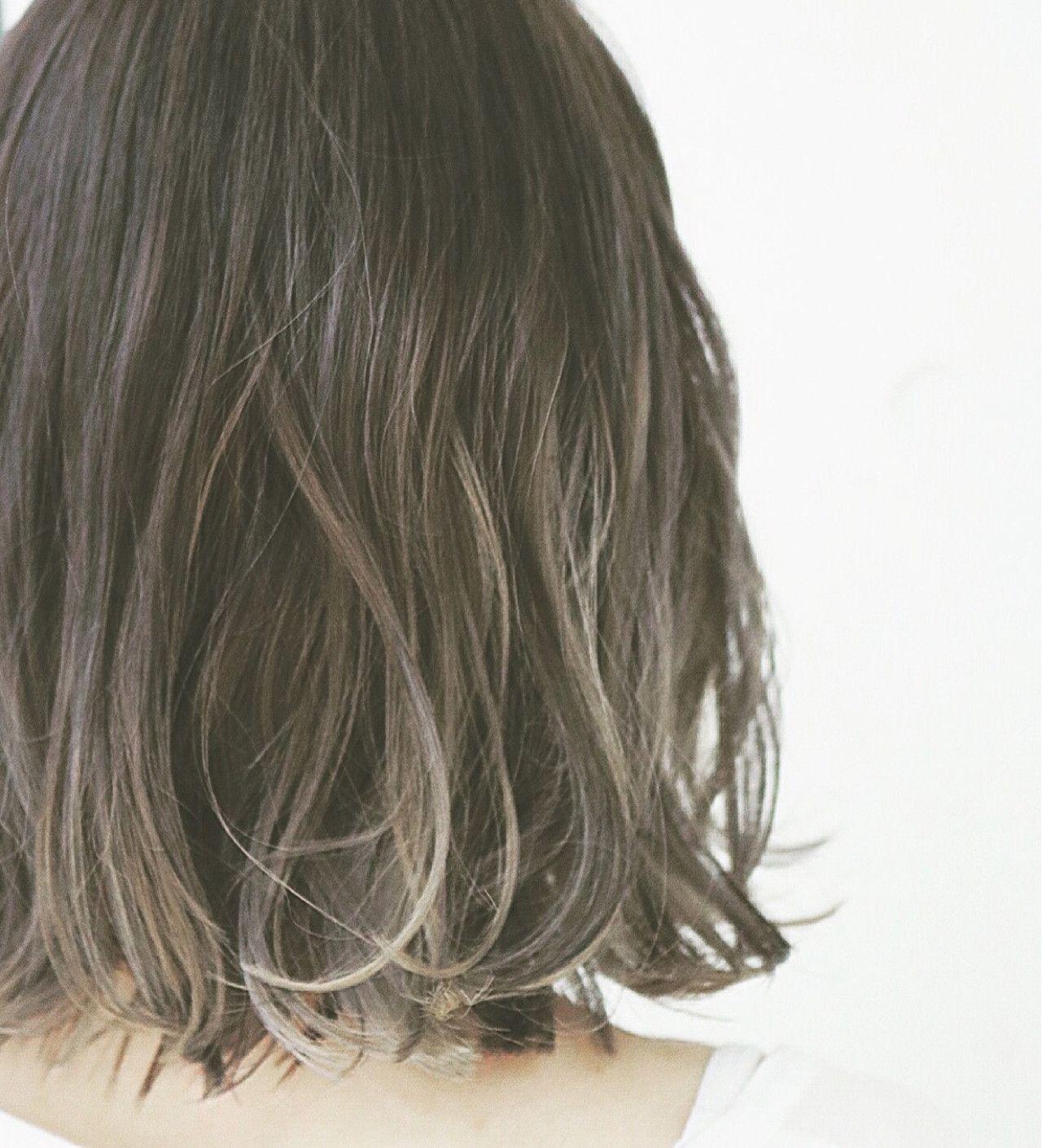 Yumiko Takada ショートのヘアスタイル ヘアスタイル ロング ロングブラウンヘア