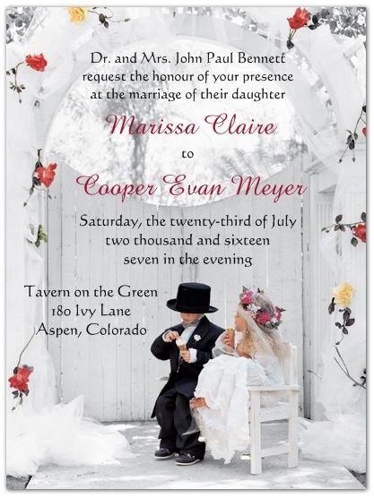 romance fall theme invitation templates free Sweet Romance - free bridal shower invitations templates