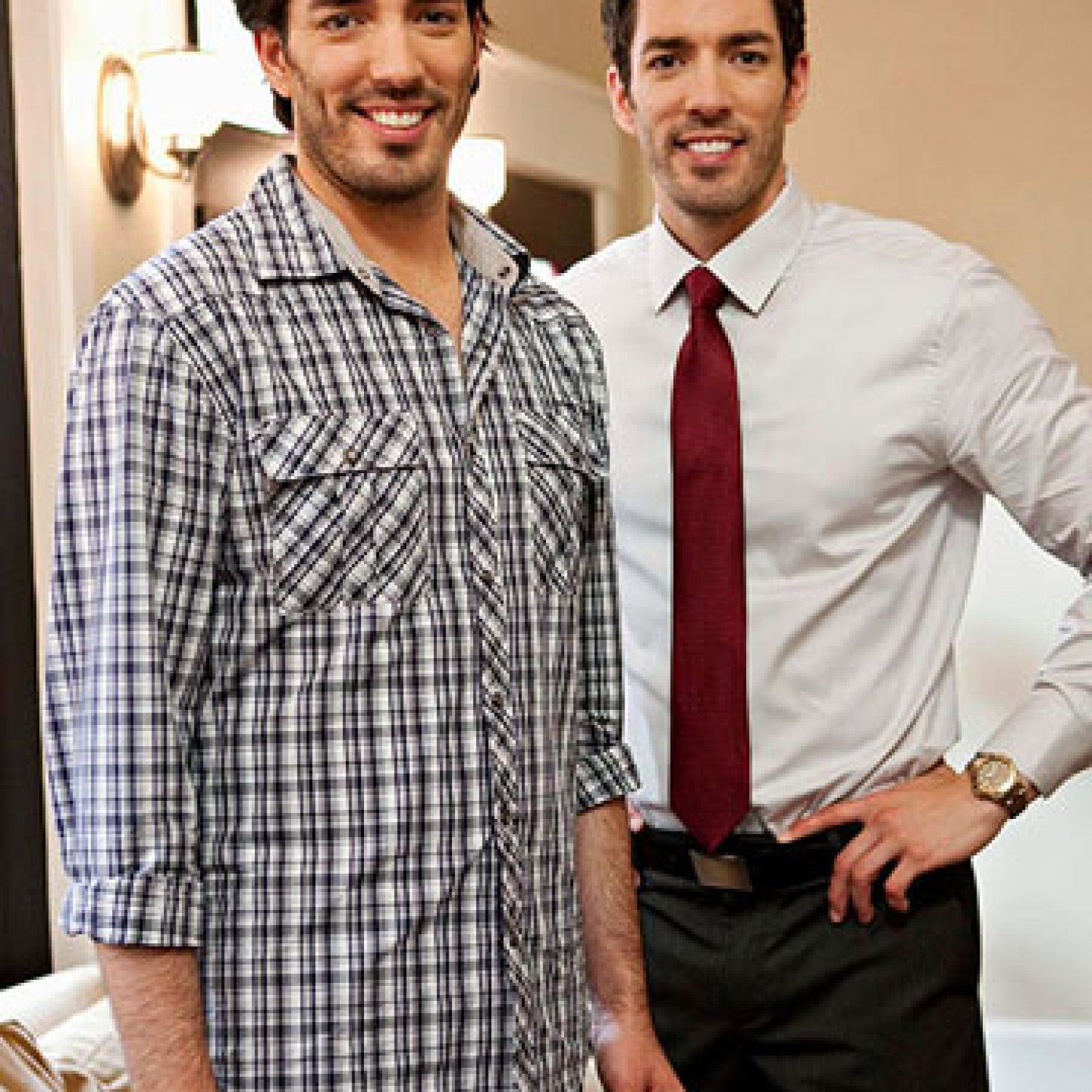 The Property Brothers Top Decorating Tips Property Brothers Tops Scott Brothers