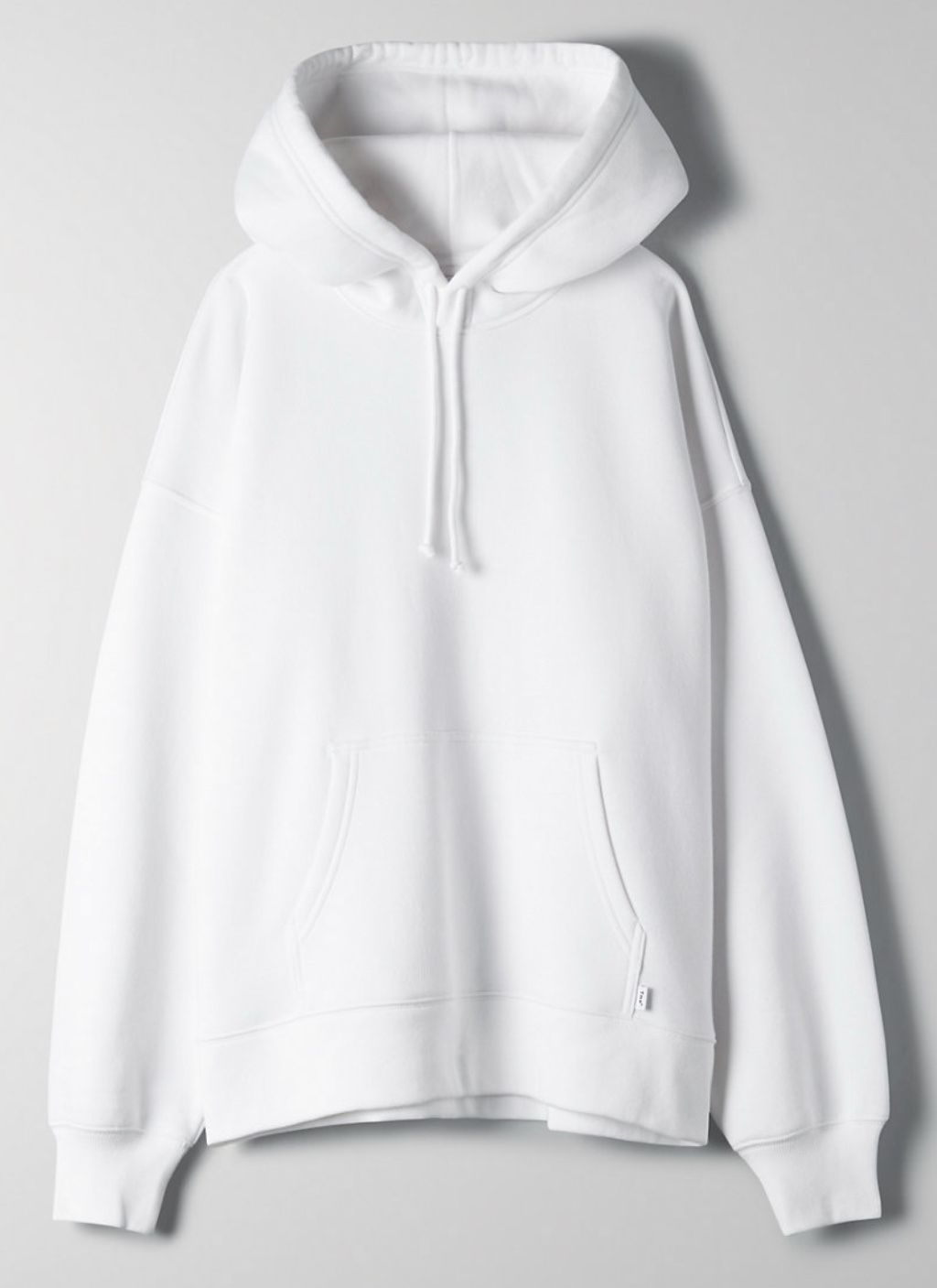 Cozyaf Boyfriend Hoodie Oversized White Hoodie White Hoodie Women White Hoodie [ 1407 x 1024 Pixel ]