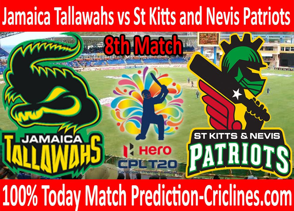 Today Match Prediction  Criclines provide 100% sure and safe