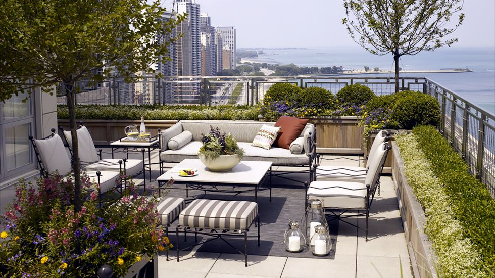 4 Management Mistakes That Could Cost You Your Employees Rooftop Garden Terrace Garden Rooftop Patio
