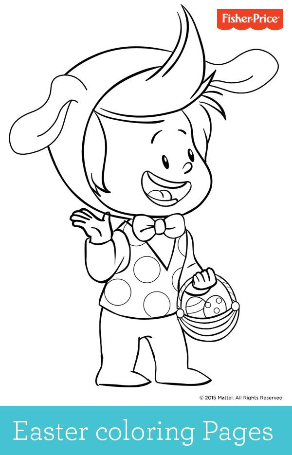 get your kids in the easter spirit with our adorable coloring pages for kids