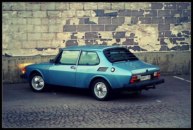 Saab 99 1980 Just Like Ours Tut 797x Where Is She Now I Wonder Anyone