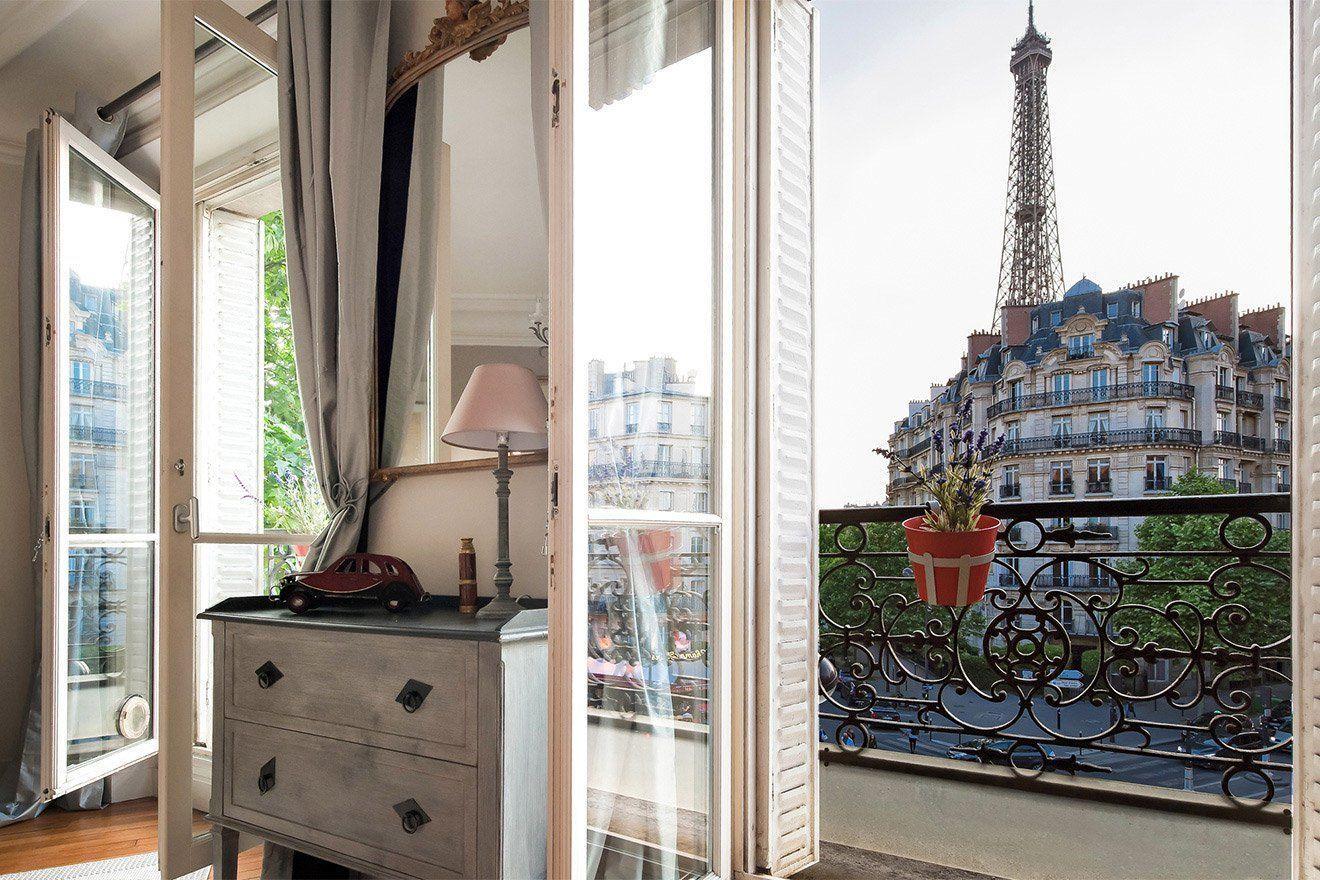 фото квартиры эйфелевой париж периметру