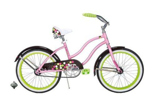 Huffy Cranbrook 20 Girls Bike Pink By Huffy Http Www Amazon Com Dp B008rfxwdc Ref Cm Sw R Pi Dp G8nssb0hbwjxn Pink Bicycle Pink And Green Cranbrook