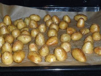 Ofen-Drillinge #kartoffelnofen