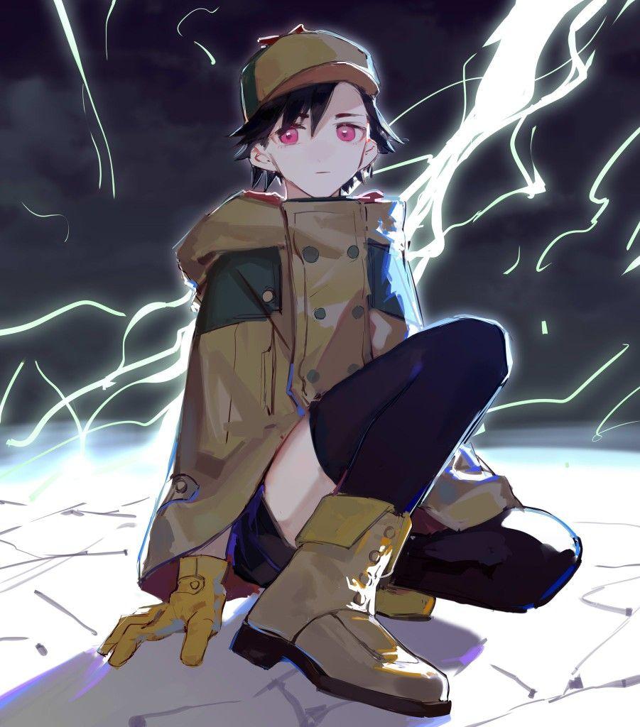 Pin de GoldenGirl em ID Invaded em 2020 Anime