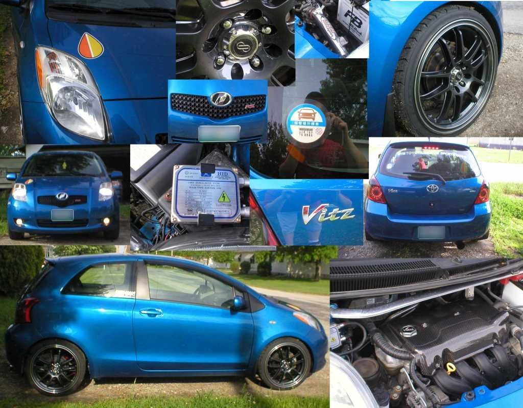Toyota Yaris Modification Extreme Life Style And Loyalty Http