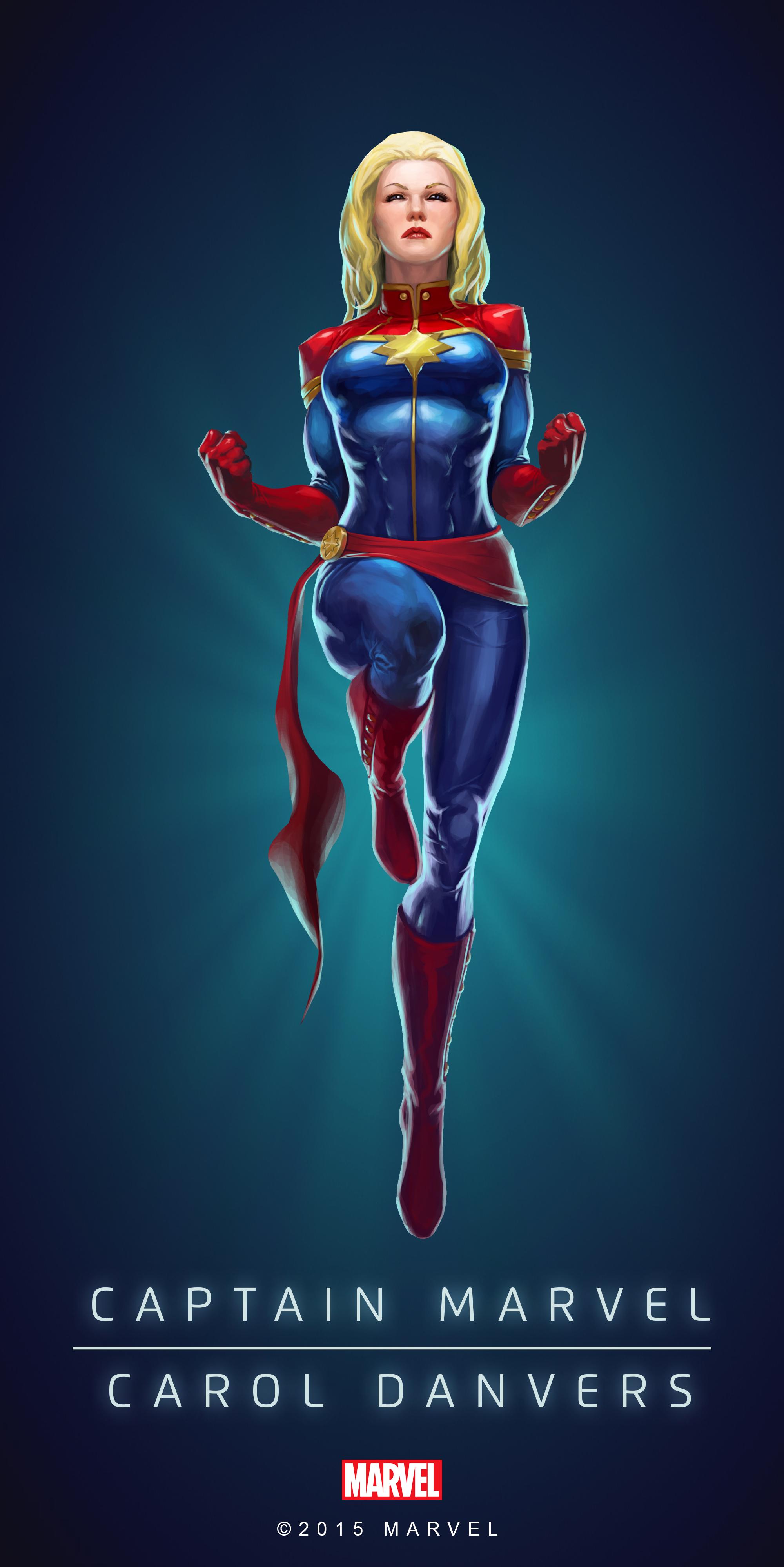 Carol Danvers Captain Marvel Poster 03 Png 2000 3997 Marvel Comic Character Ms Marvel Marvel Superheroes