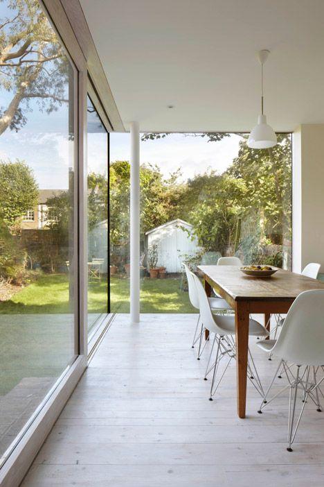 Stutze Vor Eckfenster Essbereich Haus Haus Ideen Und Innenraum