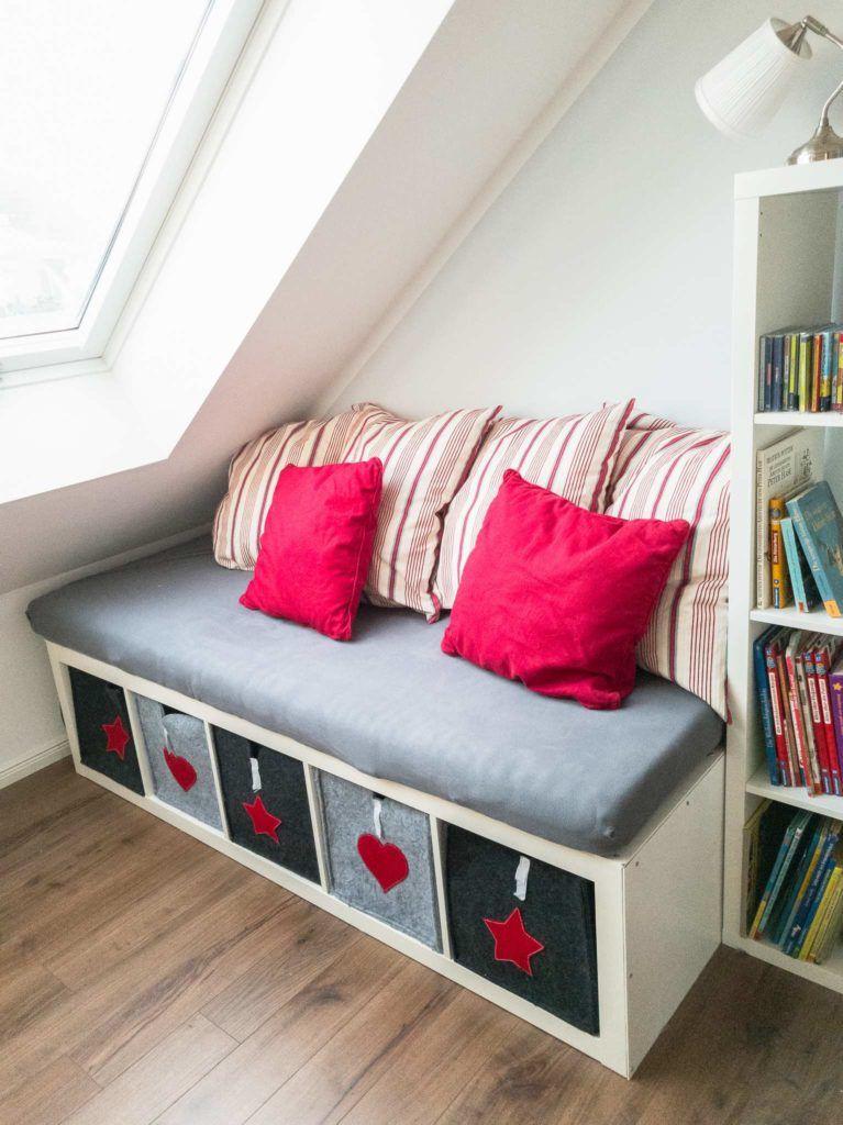 Sofa Und Gastebett Aus Kallax Ikea Hack Sofa Selber Bauen Kallax Bett Ikea Mobel Hacks