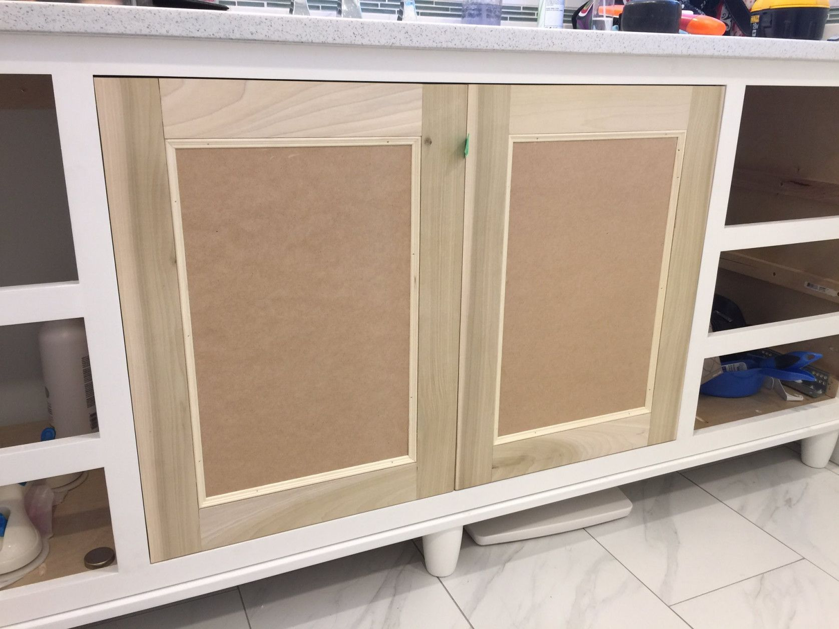 2019 How To Build A Cabinet Door Frame Kitchen Counter Top Ideas