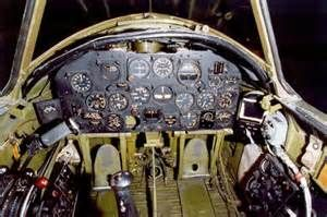 Republic P-47 Thunderbolt Cockpit -