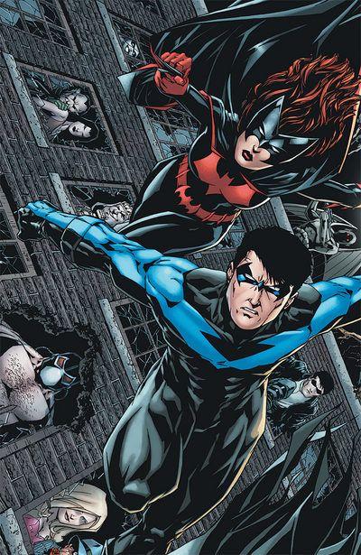 .Nightwing & Batwoman