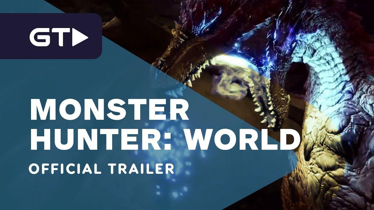 Monster Hunter World Iceborne Official Safi Jiiva Siege Trailer