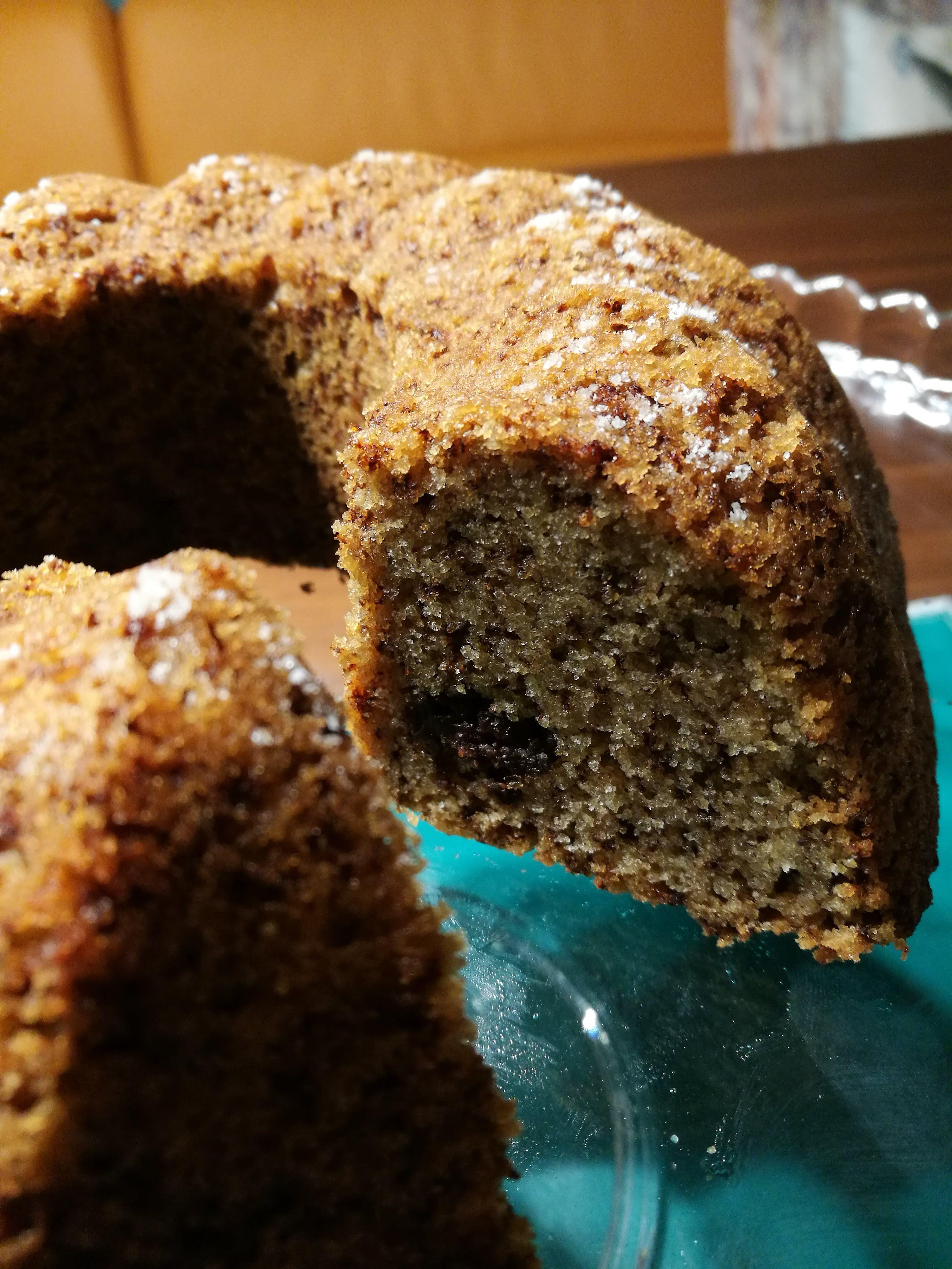 Ameisenkuchen Mandelmehl Xylit Baking Low Carb Low Carb