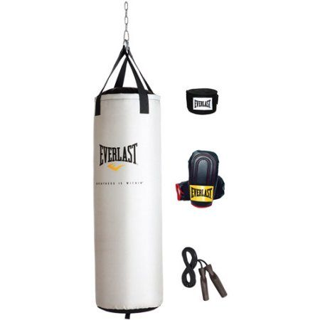 Free Shipping. Buy Everlast 80-lb. Platinum Heavy Bag Kit at Walmart.com