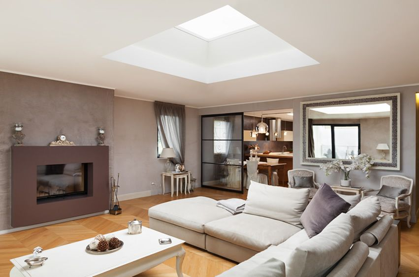 50 Elegant Living Rooms Beautiful Decorating Designs Ideas Elegant Living Room Traditional Skylights Skylight Design