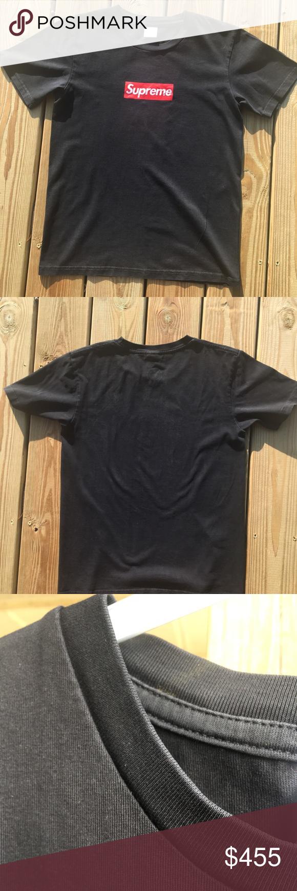 Supreme box logo t shirt Great condition. Men's size S