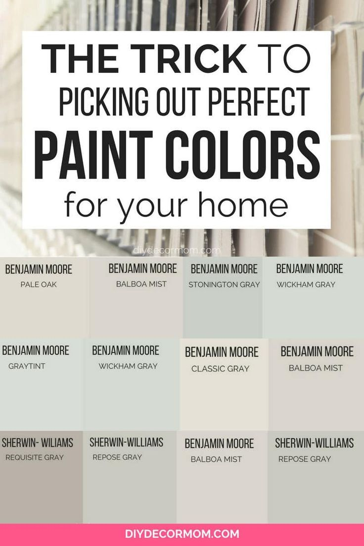 The best neutral paint colors for your living room and your whole ...