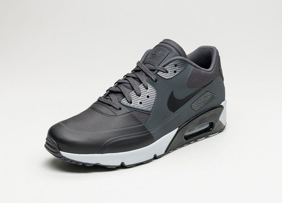 brand new 40567 ab7dc Nike Air Max 90 Ultra 2.0 SE (Black   Black - Anthracite - Pure Platinum)