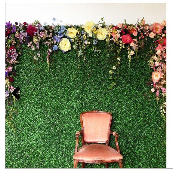 Wedding Photo Backdrop Ideas: DIY Wedding Ideas / Wedding Photo Booth