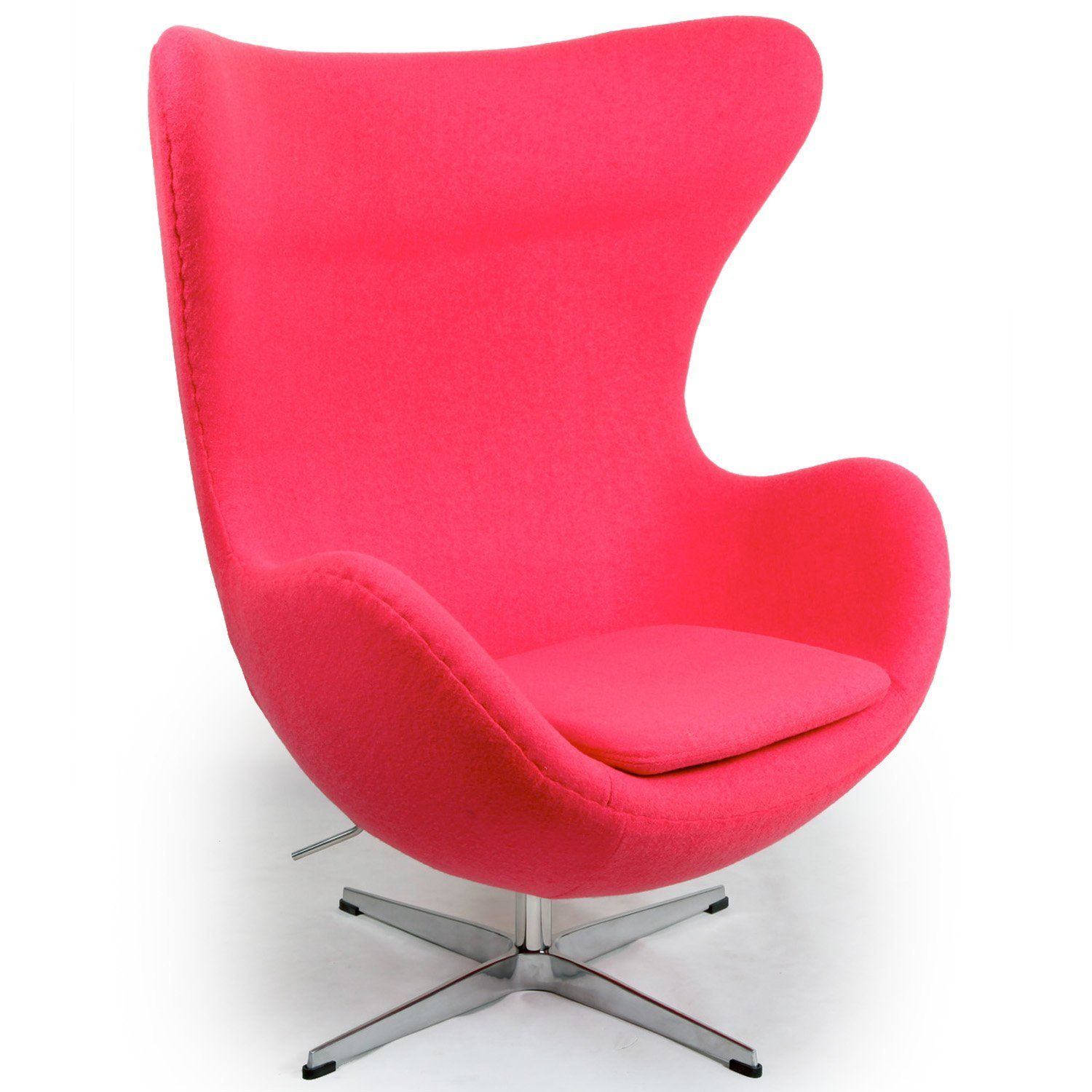 Great Funky Chairs For Teens | Funky Pink Chairs For Teen Girls: Kardiel Egg Chair ,
