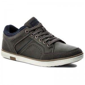 Sneakersy GINO LANETTI - MP07-16996-01 Szary
