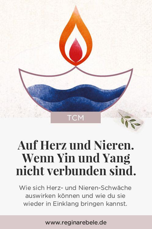 Herz und Nieren in der TCM – Yin und Yang in Einklang