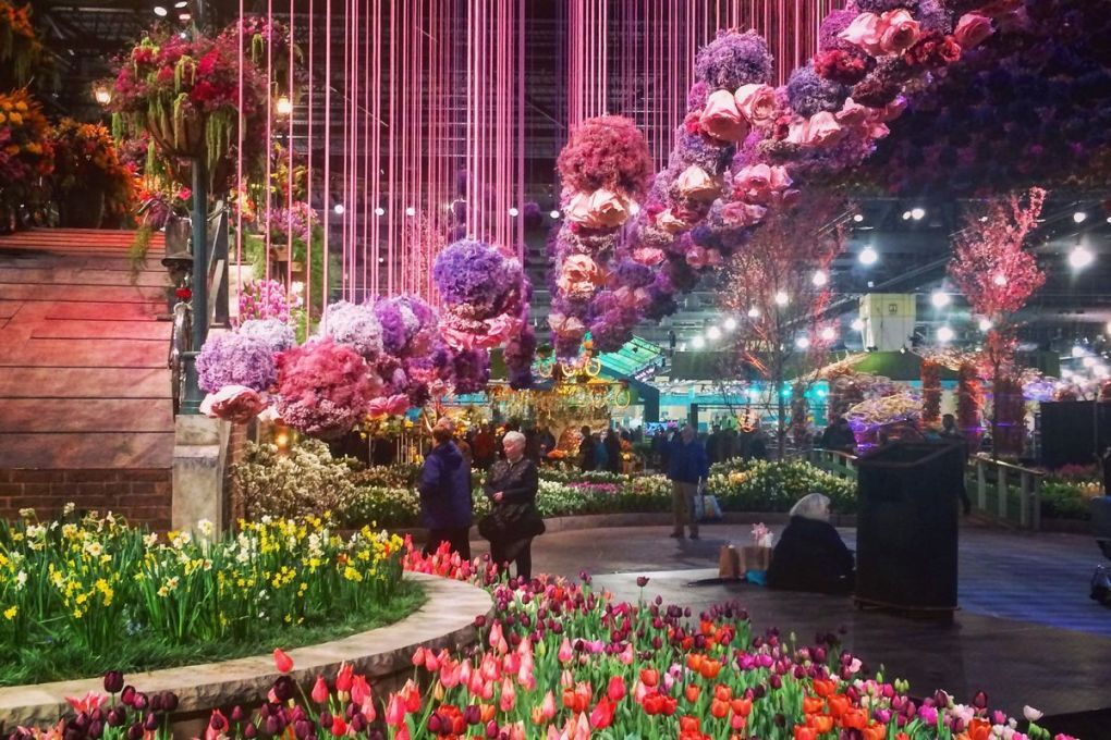 Heres What No One Tells You About Philadelphia Flower Show