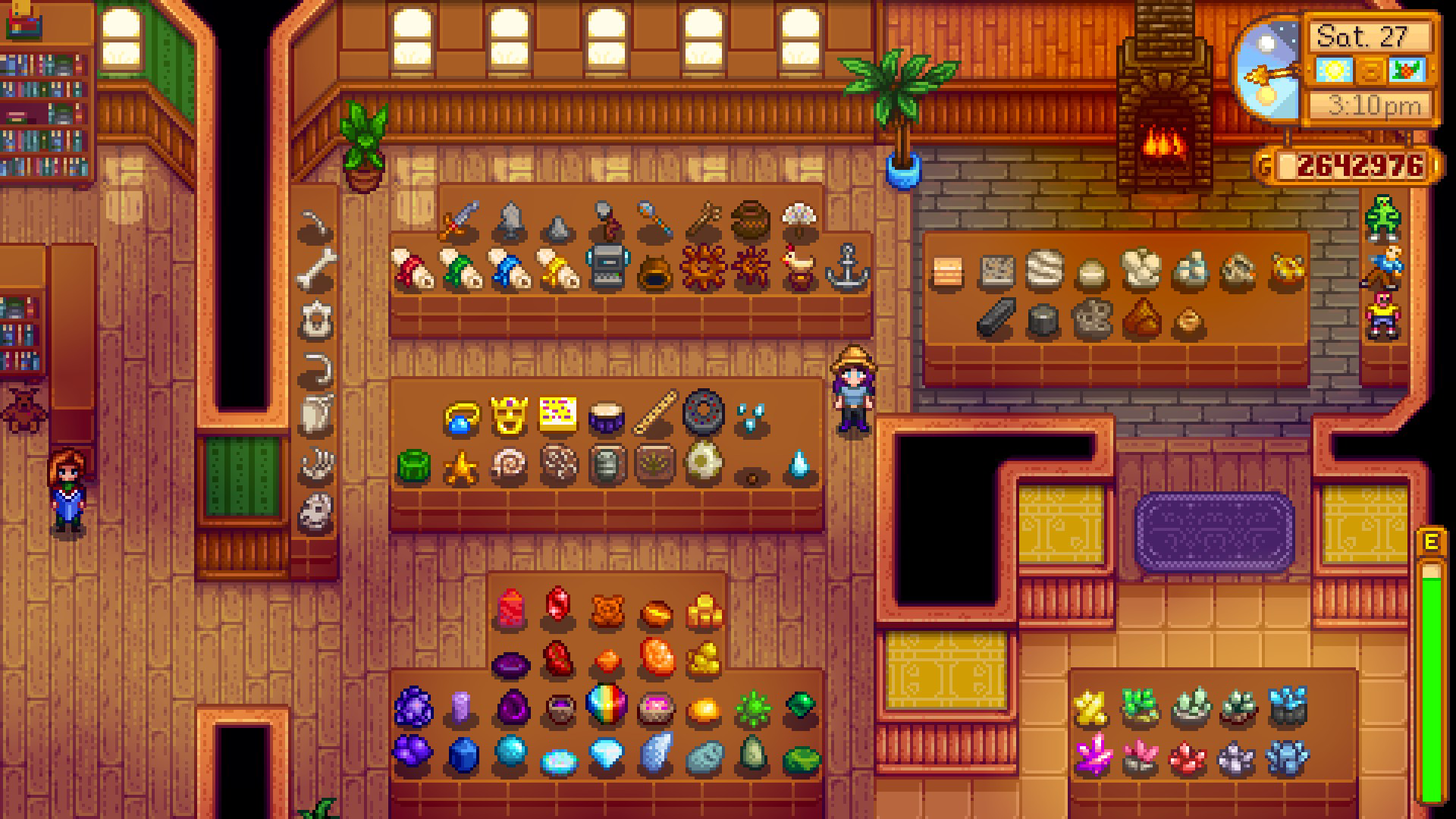 Museum Organization Stardew Valley